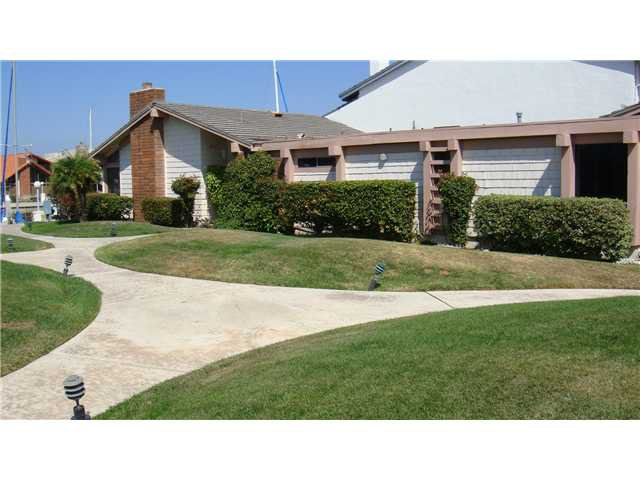 Main Photo: CORONADO CAYS Townhome for sale : 2 bedrooms : 55 CATSPAW CAPE in CORONADO