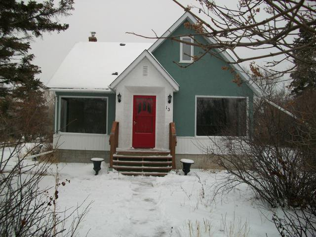 Main Photo: 13 COSSETTE Street in INWOOD: Manitoba Other Residential for sale : MLS®# 1201092