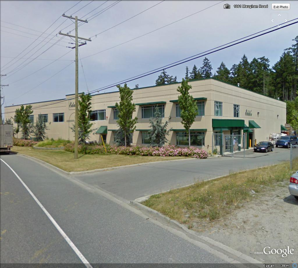 Duke Point, Nanaimo Warehouse Distribution Center