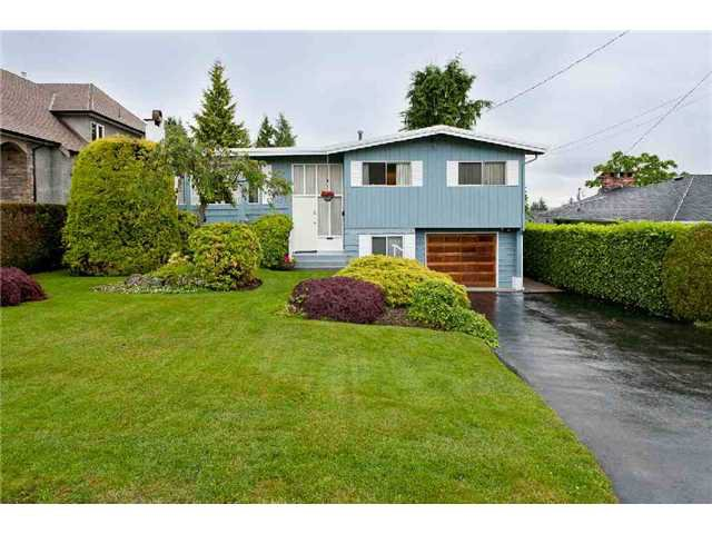 Main Photo: 2224 GALE AV in Coquitlam: Central Coquitlam House for sale : MLS®# V956384