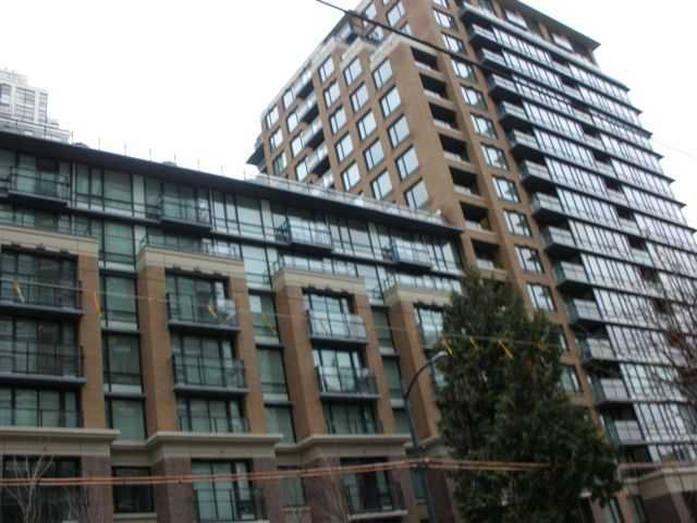 Main Photo: 714 1088 RICHARDS Street in Vancouver: Yaletown Condo for sale (Vancouver West)  : MLS®# V990147