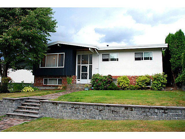 Main Photo: 5383 MEADEDALE DR in Burnaby: Parkcrest House for sale (Burnaby North)  : MLS®# V1024048