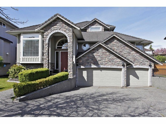 Main Photo: 19733 JOYNER Place in Pitt Meadows: South Meadows House for sale : MLS®# V1061108