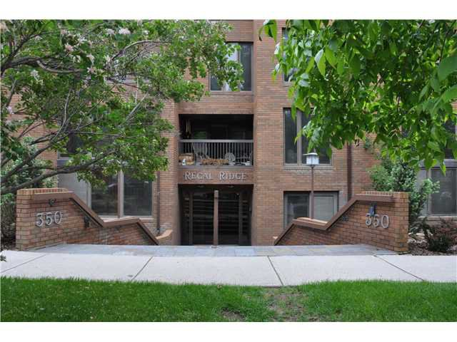 Main Photo: 201 350 4 Avenue NE in CALGARY: Crescent Heights Condo for sale (Calgary)  : MLS®# C3622152