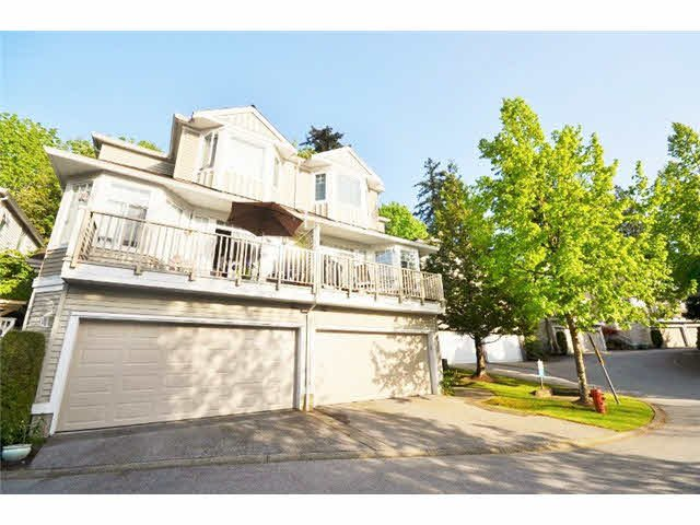"Main Photo: 29 7500 CUMBERLAND Street in Burnaby: The Crest Townhouse for sale in ""WILDFLOWER"" (Burnaby East)  : MLS®# V1120954"