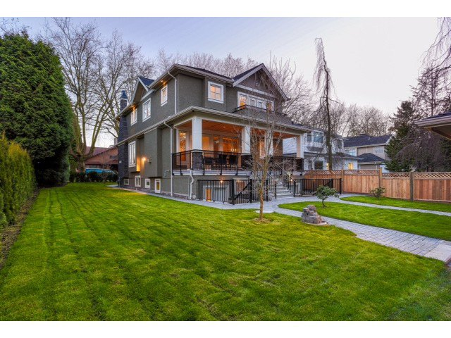 Photo 20: Photos: 2107 W 36TH Avenue in Vancouver: Quilchena House for sale (Vancouver West)  : MLS®# V1124555
