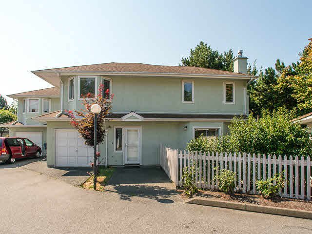 "Main Photo: 56 12020 GREENLAND Drive in Richmond: East Cambie Townhouse for sale in ""FONTANA GARDENS"" : MLS®# V1138959"