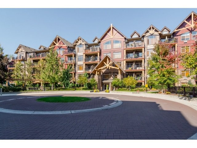 "Main Photo: 368 8328 207A Street in Langley: Willoughby Heights Condo for sale in ""Yorkson Creek"" : MLS®# R2005017"