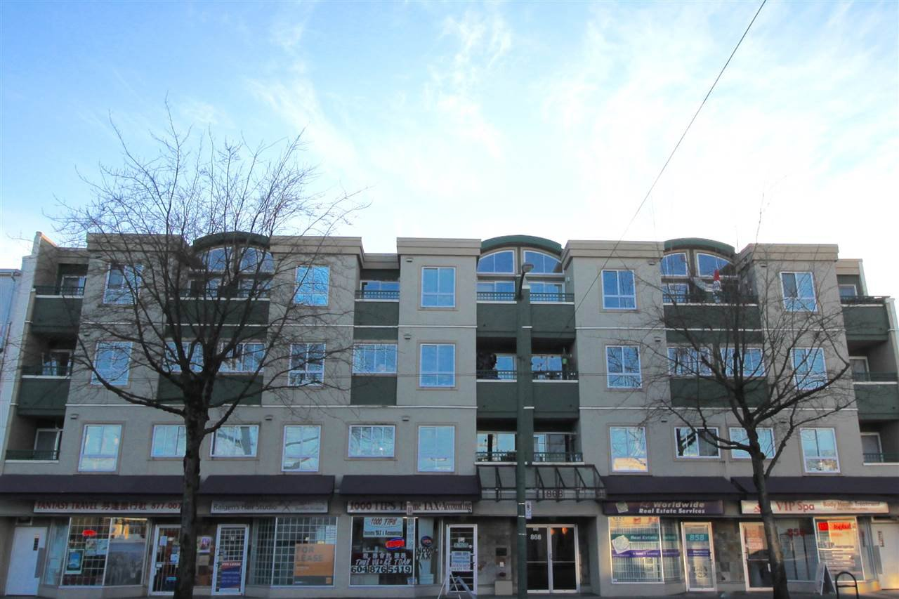 Main Photo: 309 868 KINGSWAY in Vancouver: Fraser VE Condo for sale (Vancouver East)  : MLS®# R2026457