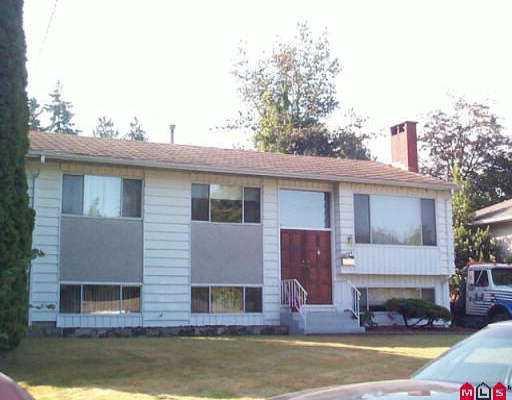"""Main Photo: 11394 GLEN AVON DR in Surrey: Bolivar Heights House for sale in """"BIRDLAND"""" (North Surrey)  : MLS®# F2518004"""