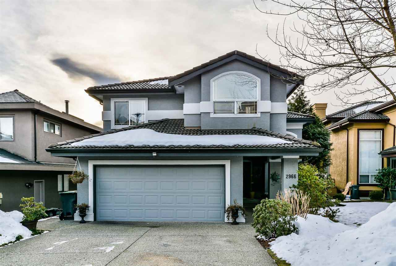 "Main Photo: 2966 COYOTE Court in Coquitlam: Westwood Plateau House for sale in ""WESTWOOD PLATEAU"" : MLS®# R2130291"