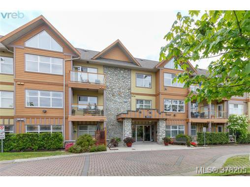 Main Photo: 303 1959 Polo Park Court in SAANICHTON: CS Saanichton Condo Apartment for sale (Central Saanich)  : MLS®# 378205