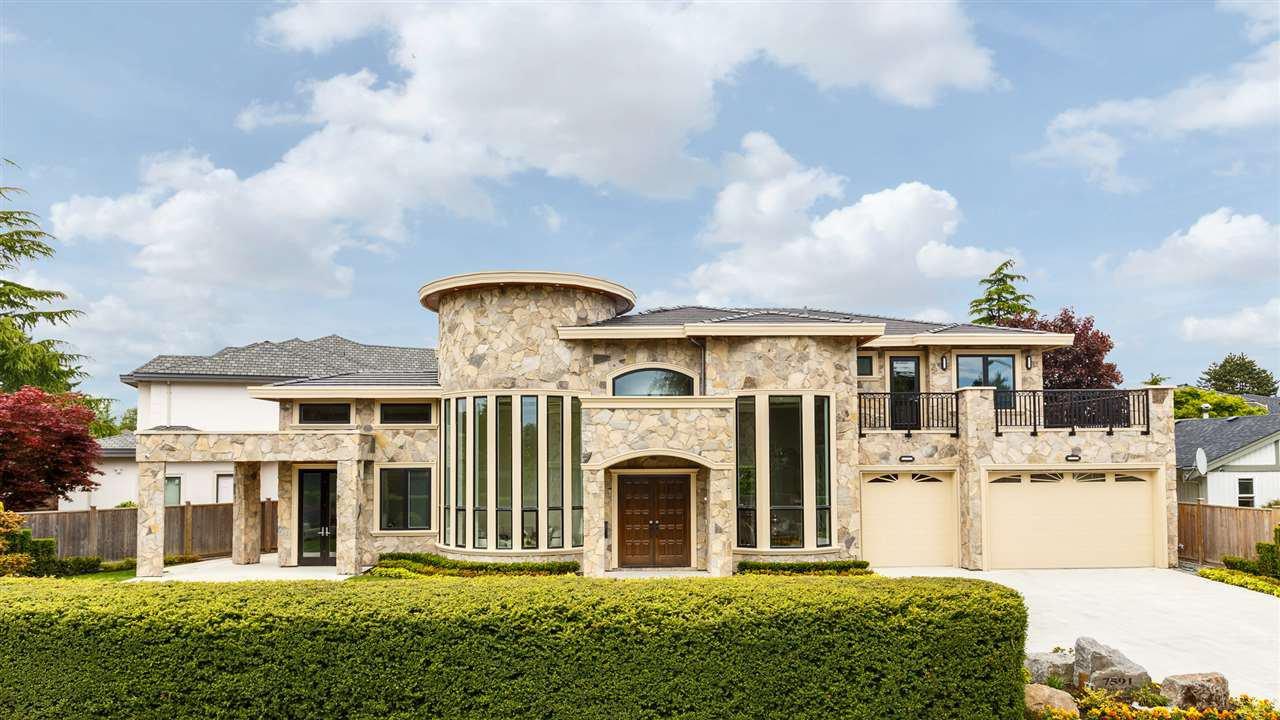 Main Photo: 7591 GLACIER Crescent in Richmond: Broadmoor House for sale : MLS®# R2170759