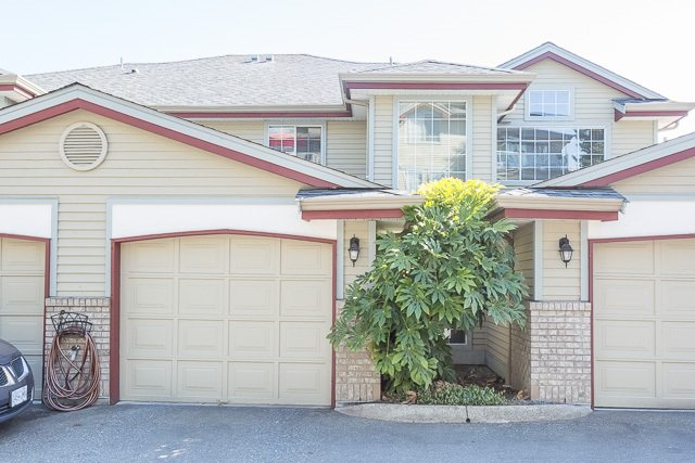 "Main Photo: 37 11502 BURNETT Street in Maple Ridge: East Central Townhouse for sale in ""TELOSKY VILLAGE"" : MLS®# R2201064"