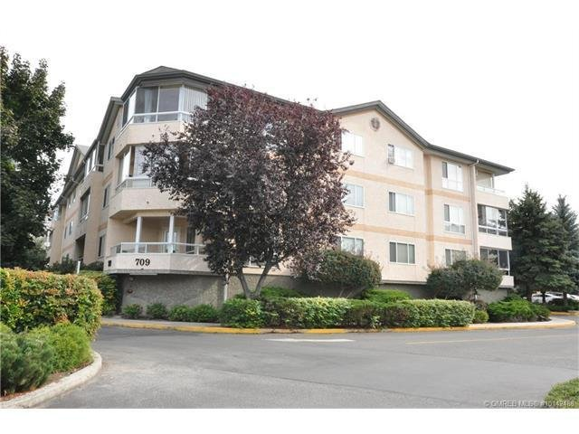 Main Photo: 208 709 Houghton Road in Kelowna: Rutland North Condo for sale ()  : MLS®# R10148708