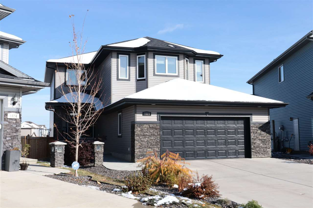 Main Photo: 1823 56 Street in Edmonton: Zone 53 House for sale : MLS®# E4103322