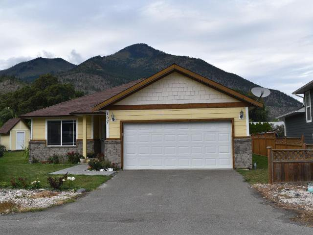 Main Photo: 107 CONWAY PLACE in : Lillooet House for sale (South West)  : MLS®# 148153