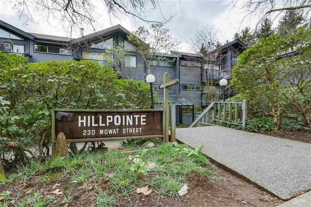 "Main Photo: 304 230 MOWAT Street in New Westminster: Uptown NW Condo for sale in ""HILLPOINTE"" : MLS®# R2311888"