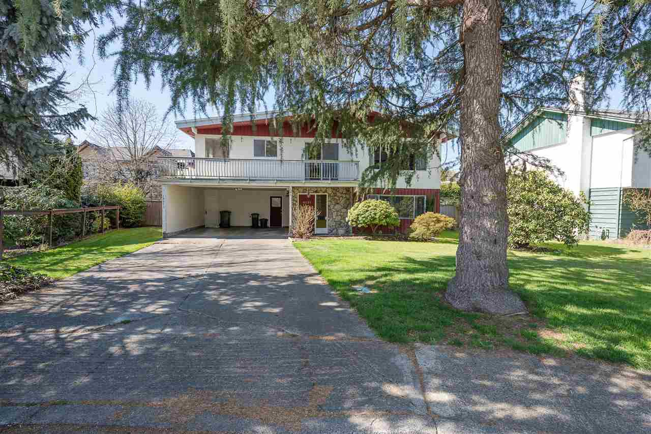 Main Photo: 10571 SEAHAVEN Drive in Richmond: Ironwood House for sale : MLS®# R2356068