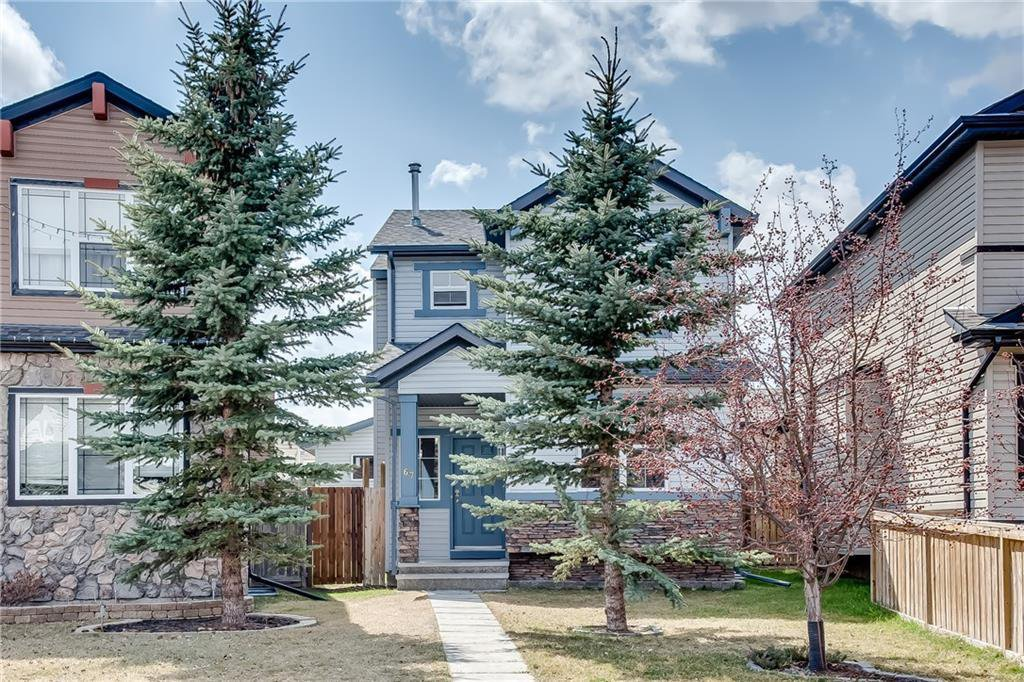 Main Photo: 67 EVERSYDE Circle SW in Calgary: Evergreen Detached for sale : MLS®# C4242781