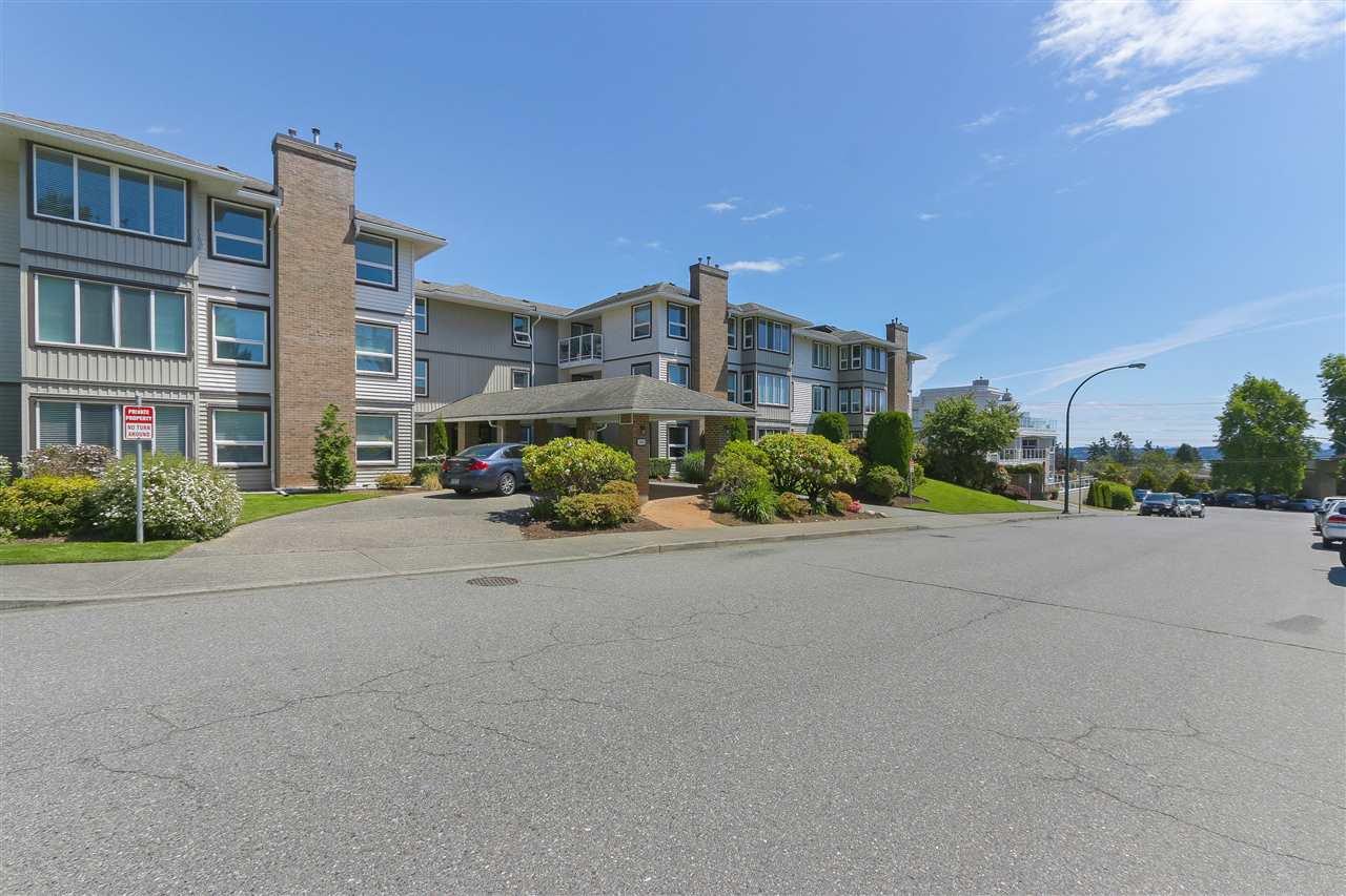 "Main Photo: 309 1234 MERKLIN Street: White Rock Condo for sale in ""Ocean Vista"" (South Surrey White Rock)  : MLS®# R2381716"