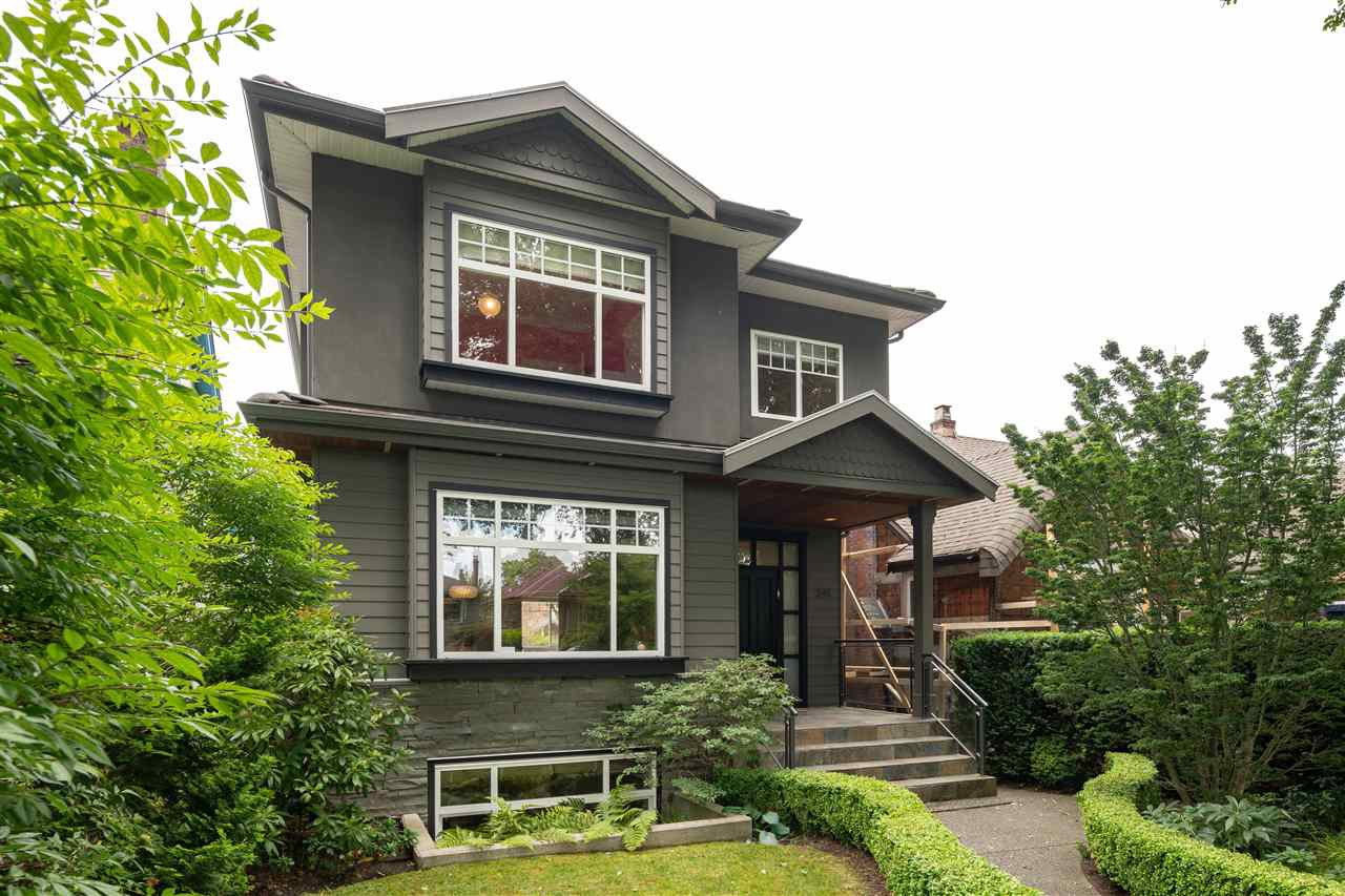 Main Photo: 241 W 22ND AVENUE in Vancouver: Cambie House for sale (Vancouver West)  : MLS®# R2387254