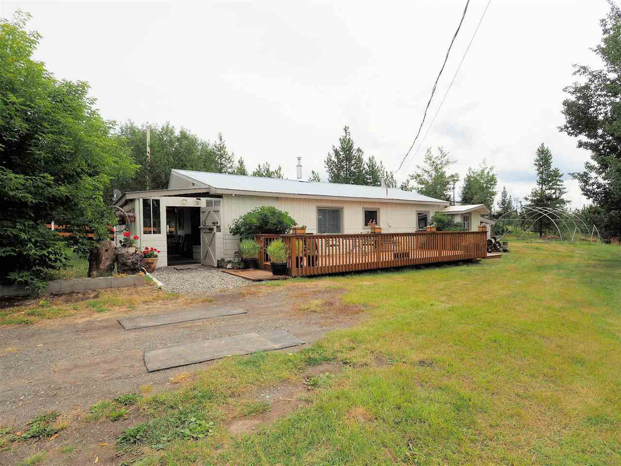 Main Photo: 2412 PINE Road: 70 Mile House House for sale (100 Mile House (Zone 10))  : MLS®# R2395258