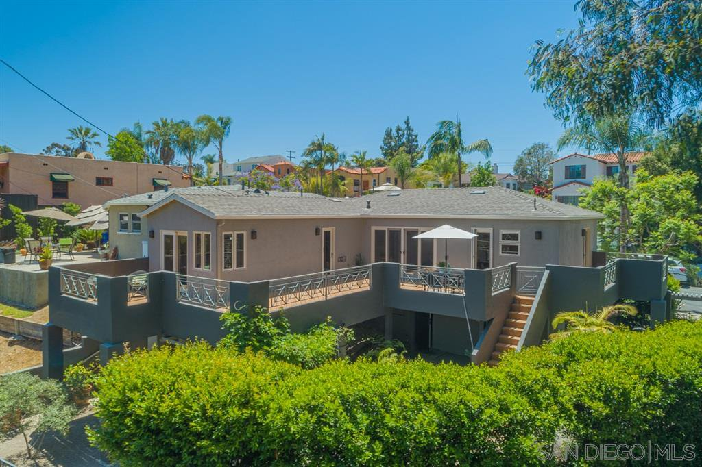 Main Photo: KENSINGTON House for sale : 2 bedrooms : 4563 Van Dyke Ave in San Diego