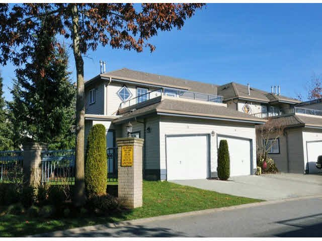 Main Photo: 16 8338 158TH STREET in : Fleetwood Tynehead Townhouse for sale : MLS®# F1304254