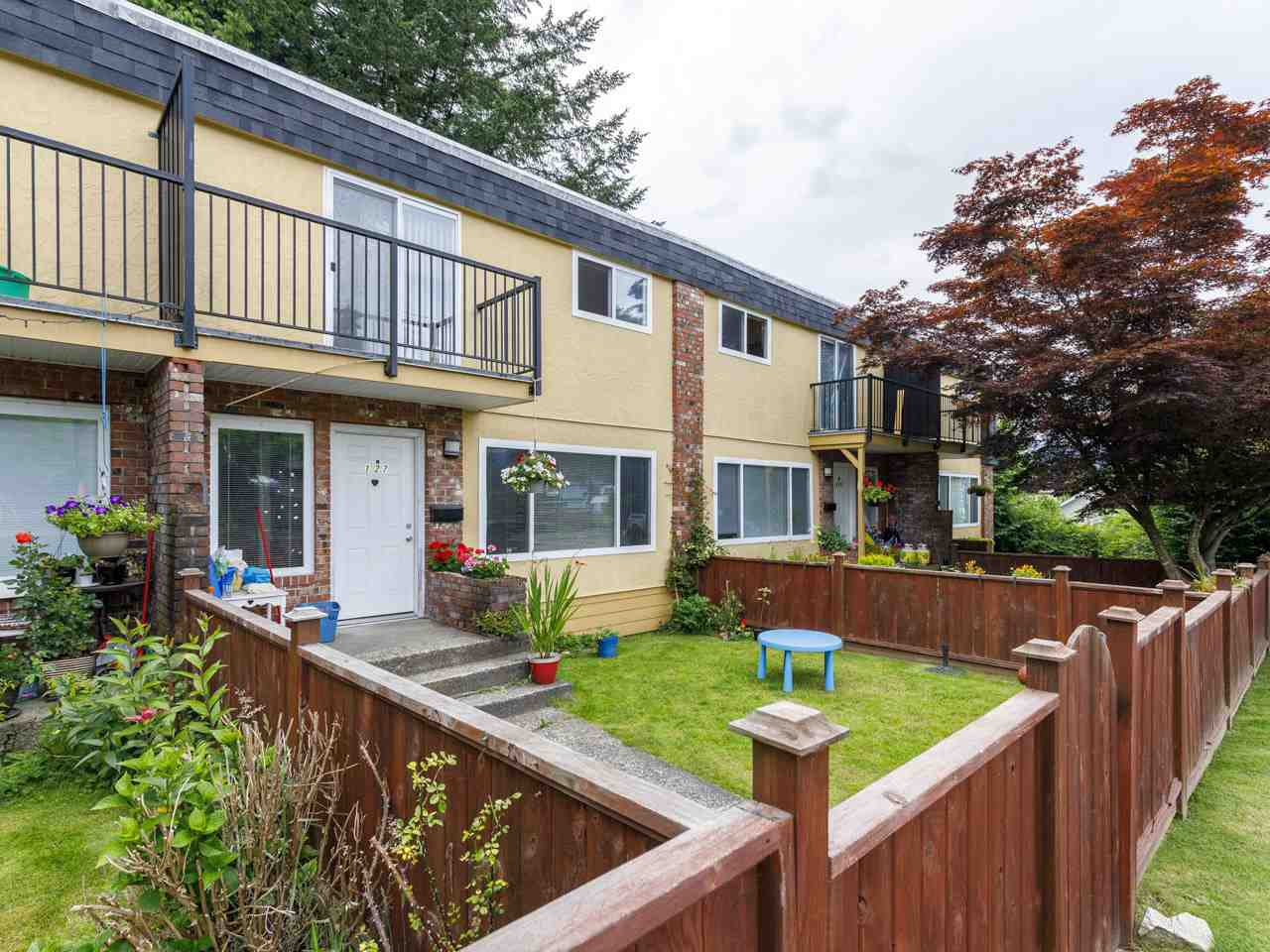 Main Photo: 123-129 MARY Street in Port Moody: Port Moody Centre Fourplex for sale : MLS®# R2476189