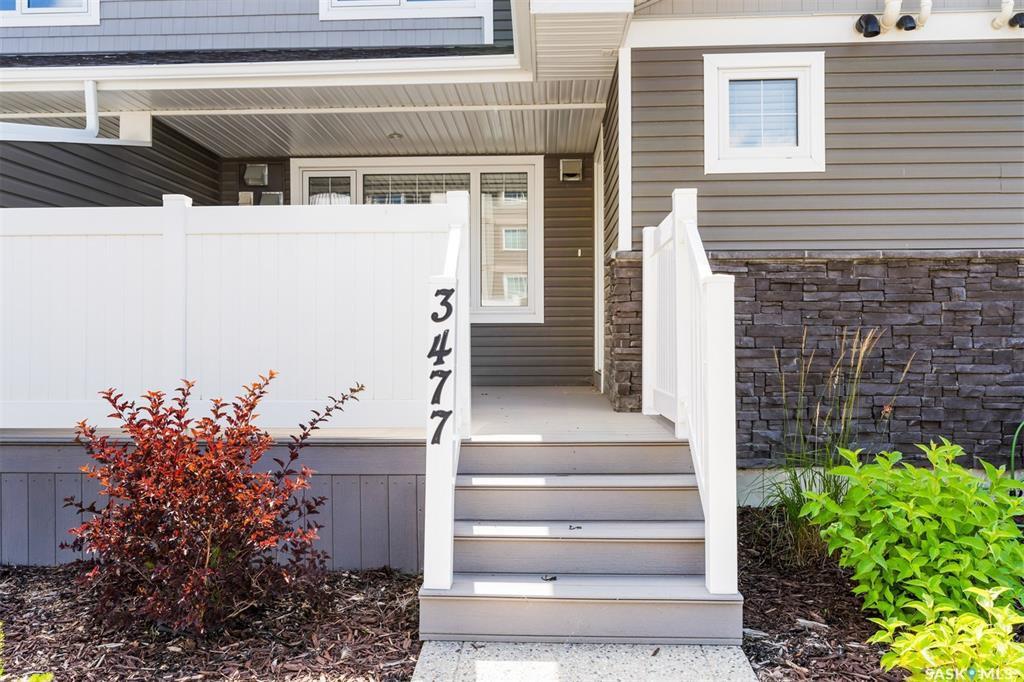 Main Photo: 3477 Elgaard Drive in Regina: Hawkstone Residential for sale : MLS®# SK821527