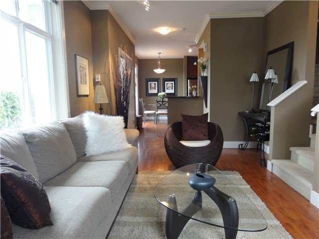 """Photo 5: Photos: 15 6300 LONDON Road in Richmond: Steveston South Townhouse for sale in """"MCKINNEY CROSSING"""" : MLS®# V888003"""