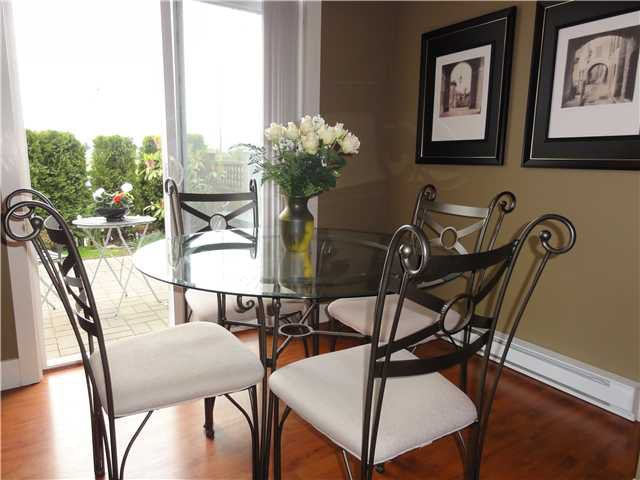 """Photo 4: Photos: 15 6300 LONDON Road in Richmond: Steveston South Townhouse for sale in """"MCKINNEY CROSSING"""" : MLS®# V888003"""