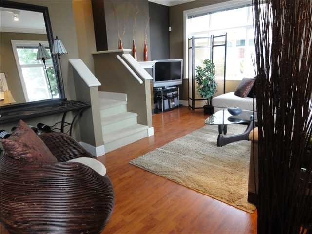 """Photo 6: Photos: 15 6300 LONDON Road in Richmond: Steveston South Townhouse for sale in """"MCKINNEY CROSSING"""" : MLS®# V888003"""