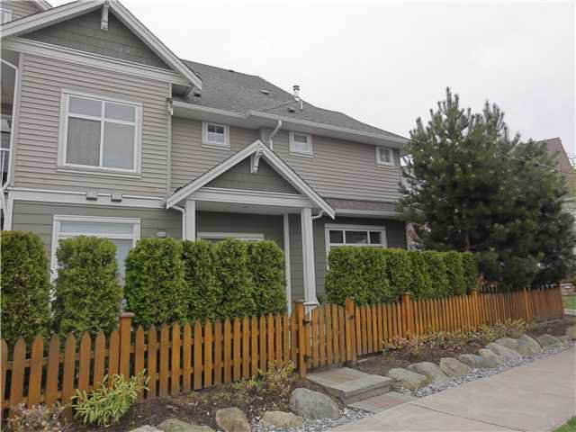 "Main Photo: 15 6300 LONDON Road in Richmond: Steveston South Townhouse for sale in ""MCKINNEY CROSSING"" : MLS®# V888003"