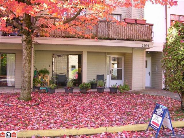 "Main Photo: 103 7165 133 Street in Surrey: West Newton Condo for sale in ""Suncreek Estates"" : MLS®# F1126330"