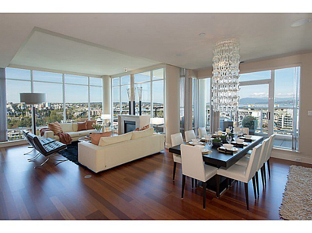 Main Photo: 2002 1515 HOMER ME in Vancouver: Yaletown Condo for sale (Vancouver West)  : MLS®# V1005243