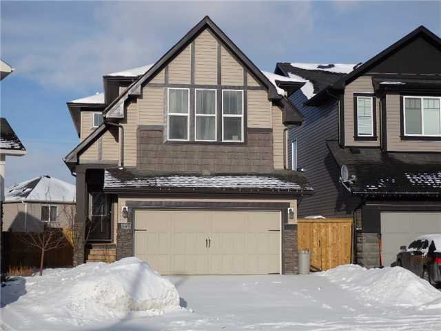 Main Photo: 115 MORNINGSIDE Mews SW in : Airdrie Residential Detached Single Family for sale : MLS®# C3598678