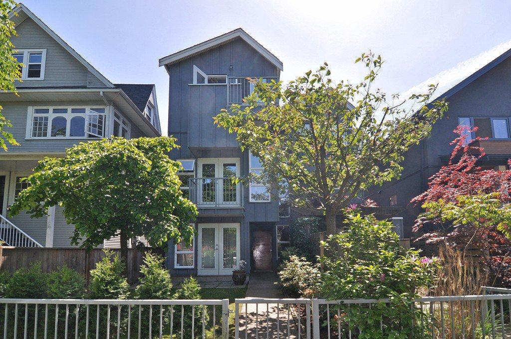 Main Photo: 510 E 7TH Avenue in Vancouver: Mount Pleasant VE 1/2 Duplex for sale (Vancouver East)  : MLS®# V1064952