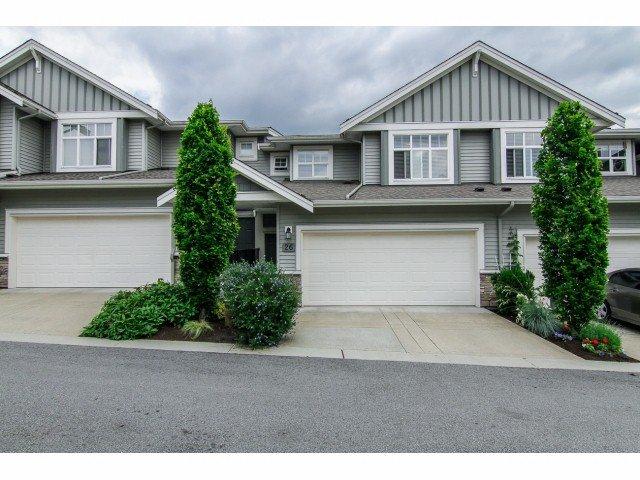 Main Photo: 26 11282 COTTONWOOD Drive in Maple Ridge: Cottonwood MR Townhouse for sale : MLS®# V1070321