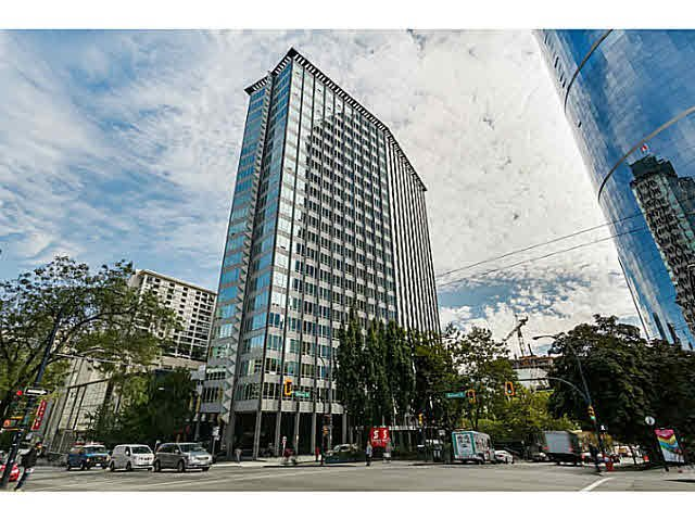 """Main Photo: 1411 989 NELSON Street in Vancouver: Downtown VW Condo for sale in """"Electra"""" (Vancouver West)  : MLS®# V1088736"""