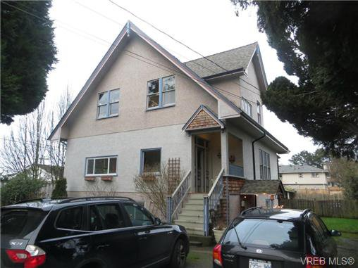 Main Photo: 1083 Redfern St in VICTORIA: Vi Fairfield East House for sale (Victoria)  : MLS®# 690622