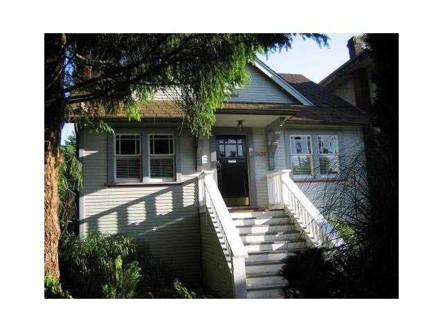 Main Photo: 2626 W 41ST Avenue in Vancouver: Kerrisdale House for sale (Vancouver West)  : MLS®# V1140173