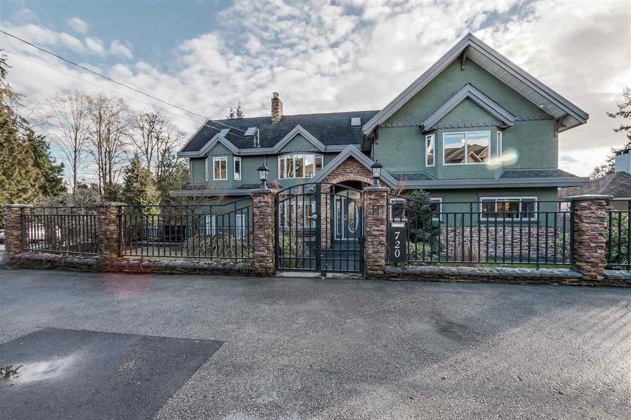 Main Photo: 720 SHAW Avenue in Coquitlam: Coquitlam West House for sale : MLS®# R2035027