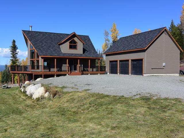 Main Photo: 10365 FINLAY ROAD in : Heffley House for sale (Kamloops)  : MLS®# 137268