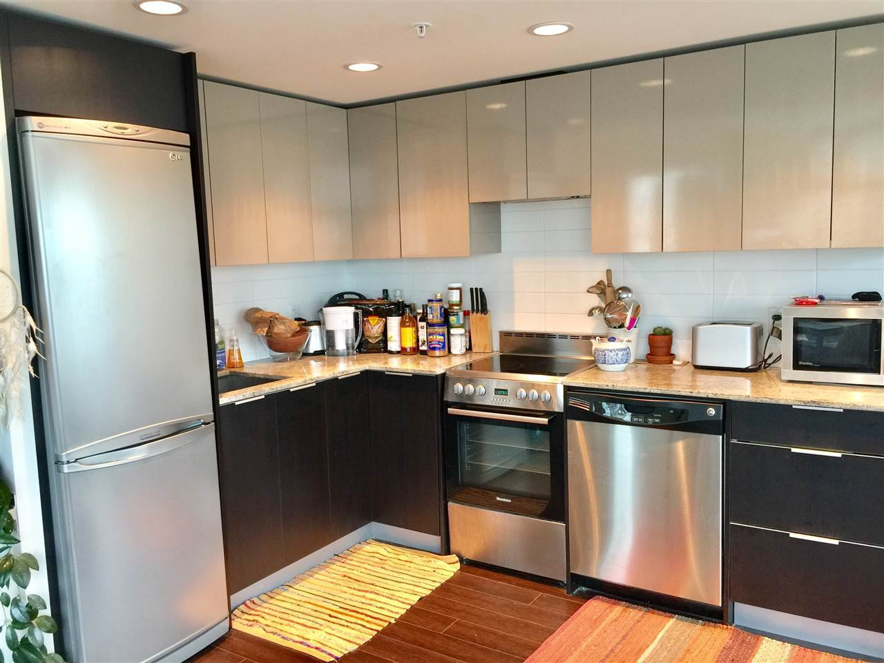 "Photo 8: Photos: 710 445 W 2ND Avenue in Vancouver: False Creek Condo for sale in ""Maynards Block"" (Vancouver West)  : MLS®# R2144737"