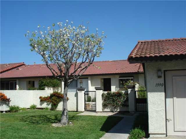 Main Photo: ENCINITAS Condo for sale : 2 bedrooms : 1990 Springdale Ln
