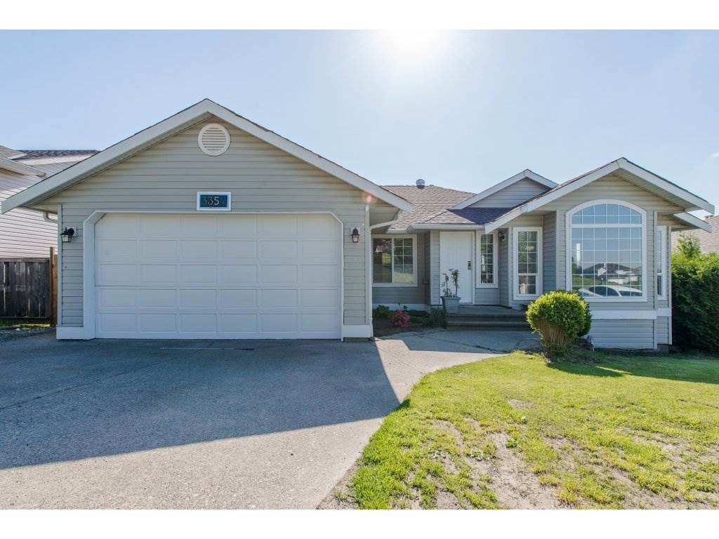 Main Photo: 3354 TOWNLINE Road in Abbotsford: Abbotsford West House for sale : MLS®# R2170304