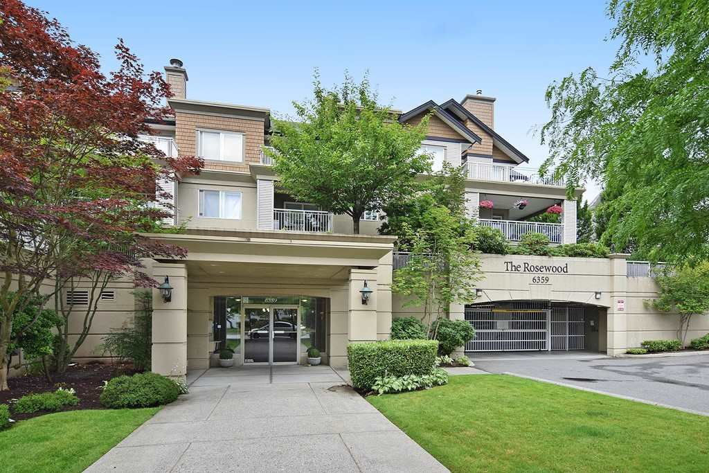 """Main Photo: 409 6359 198 Street in Langley: Willoughby Heights Condo for sale in """"The Rosewood"""" : MLS®# R2182917"""
