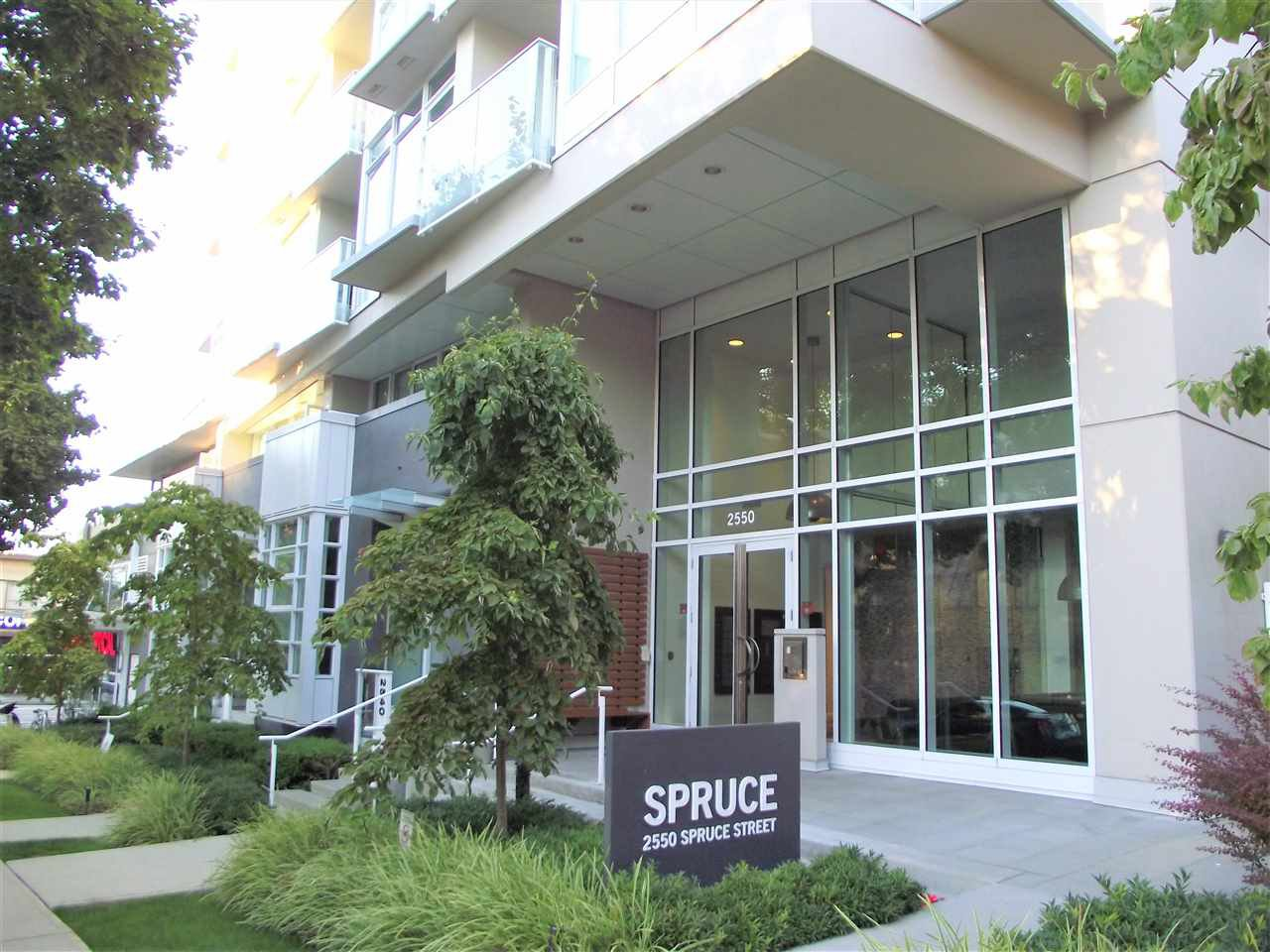 Main Photo: 303 2550 SPRUCE Street in Vancouver: Fairview VW Condo for sale (Vancouver West)  : MLS®# R2198621